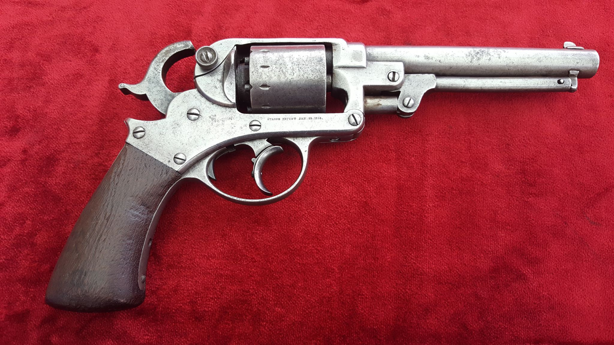 the colt revolver essay Samuel colt 15 the colt officer's model was often used as a target shooting gun (curtis, 1922 colt revolvers, 1923), owing to its cheap ammunition, but this was a single-shot variant meant to put a single round at a time down-range with as much accuracy as possible.